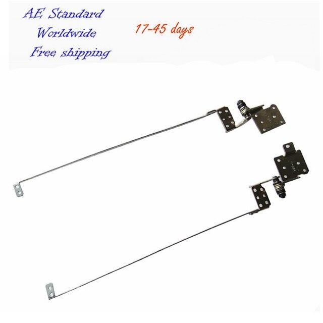 LCD Hinge For ASUS K53S A53S X53S K53SJ K53 A53 X53 K53SV A53S K53E P53S K53SD K53B Base Cover Hinges Left + Right New