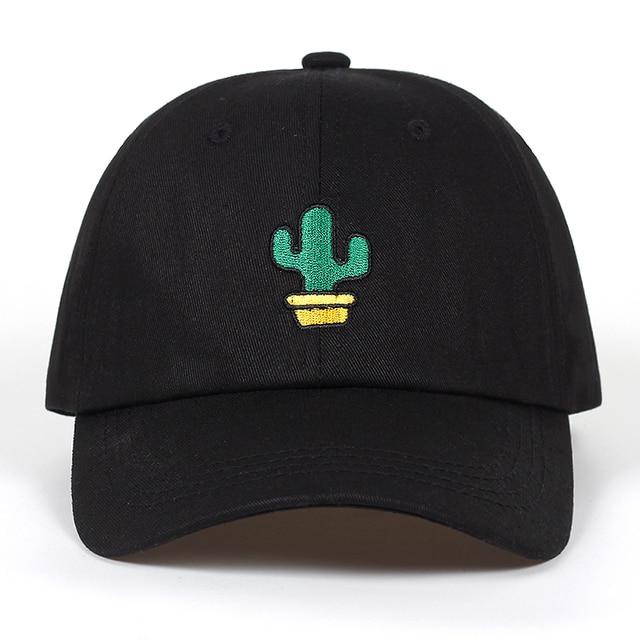 High Quality Cotton% Prickly embroidery dad hat For Men Women Hip Hop Snapback Caps Dad cap Baseball Cap Bone Garros