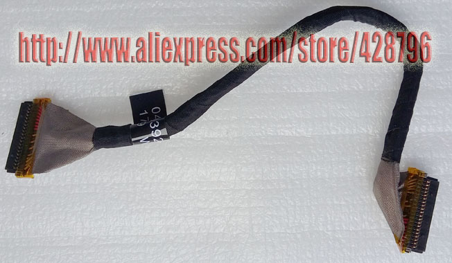 046039200010 LED CINEMA DISPLAY LVDS LCD VIDEO CABLE for A1267 Mb382 24 2008  P/N: 922-8669 new cable for asus u31 u31sd u31jg u31s u31jc u31ig x35s x35j pn 1422 00yj000 laptop lcd led video lvds flex cable