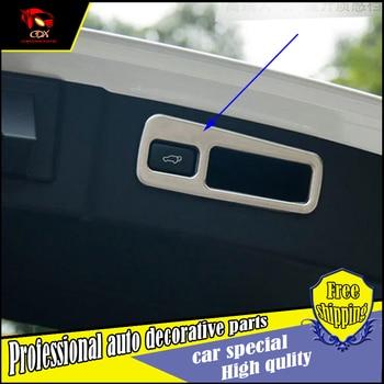 Auto-styling achter back deurklink kom cover trim Decoratie voor LEXUS NX200 NX300h NX200t achterklep Binnenkant handvat kom trim