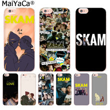 MaiYaCa Noorse Tv Skam Mode Telefoon Case Gay Telefoon Case voor Apple iphone 11 pro 8 7 66S Plus X 5S SE XR XS XS MAX(China)