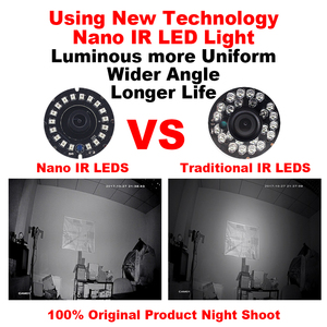 Image 2 - Smar Super 5MP AHDกล้อง18Pcs Nano IR LED 2560(H)* 1920(V) IR CUT Filter Day & Nightการเฝ้าระวังการรักษาความปลอดภัยหน้าแรกที่ดีที่สุดราคา