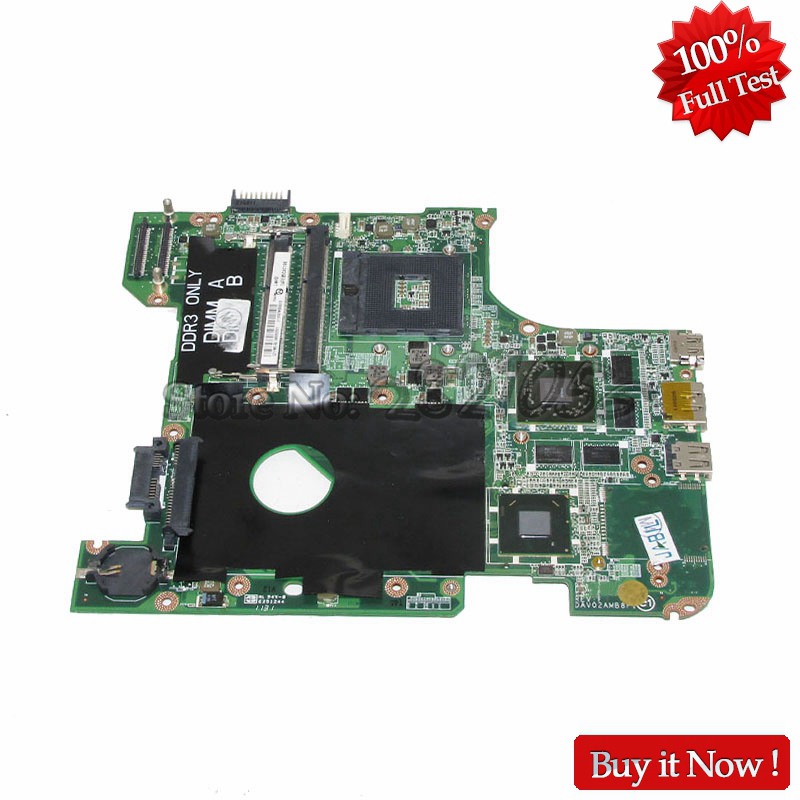 NOKOTION Laptop Motherboard For Lenovo G460 Z460 MAIN BOARD NIWE1 LA