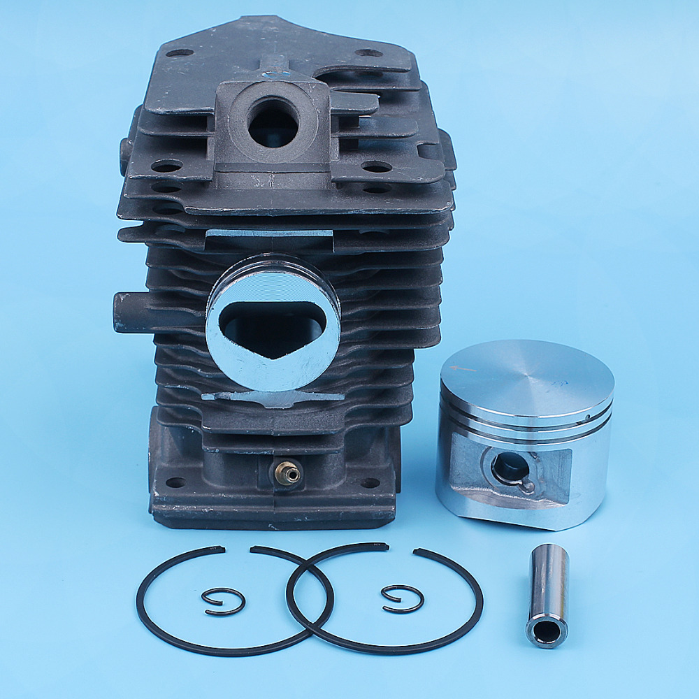 46mm Nikasil Plated Cylinder Piston Ring Kit For Stihl MS270 MS280 MS280C MS 270 280 Chainsaw Replace Part   1133 020 1203