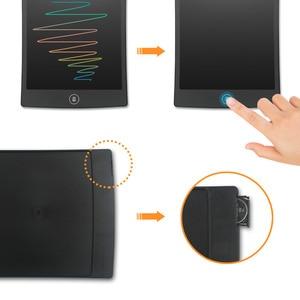 Image 5 - NEWYES Mini 8.5 Cal Colorfull LCD elektroniczny tablet do pisania cyfrowy rysunek podkładka do pisma ręcznego do edukacji dziecka/rekord harmonogramu