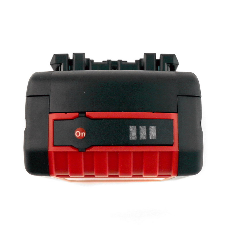 BAT609 Outils Électriques 18 v 4000 mah Rechargeable Li-ion Batterie De Remplacement Pour Perceuse sans fil Pour Bosch BAT618