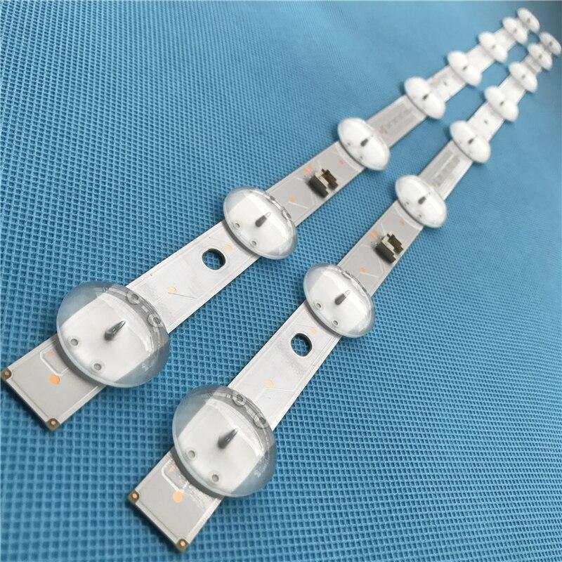 Wholesale Brand New Kit 20pcs 8LEDs 600mm LED Backlight Strip For LG 32LJ510U HC320DXN-ABSL1-A142 SSC_32LJ61_HD S SSC_32LJ61_HD