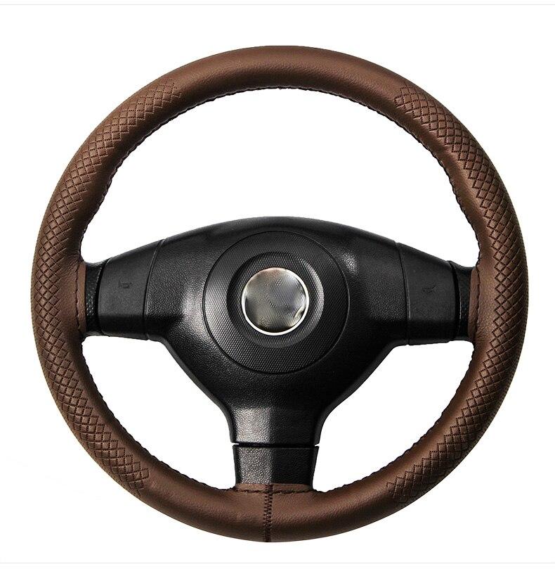 Rrota drejtuese CNIKESIN Rrota e zezë për frymëmarrje 38cm e - Aksesorë të brendshëm të makinave - Foto 6