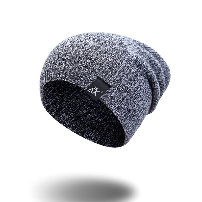 Hot Men Women Unisex Winter   Skullies     Beanies   Casual Fashion Knitted Warm   Beanie   Cap Hat