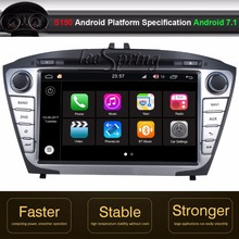 Android 7.1 Car DVD GPS Player for Hyundai 2014 IX35 low /2014 IX35 high