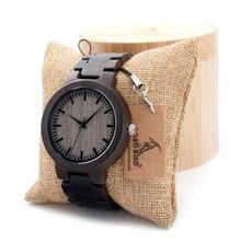 Bobobird QM001 Nueva Llegada de Arce Madera Relojes Para Hombre Relojes de Primeras Marcas de Lujo Relojes de Cuarzo Con Caja de Regalo Paquete relojes mujer