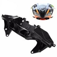 Motorcycle Front Upper Fairing Headlight Holder Brackets For HONDA CBR600RR CBR600 RR CBR 600 RR 2007 2008 2009 2010 2011 2012