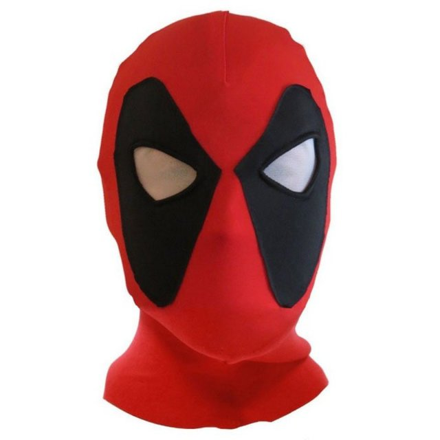Deadpool Headwear Cosplay Masks