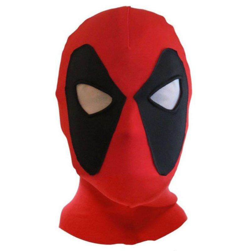 Royal Wise Deadpool Headwear Cosplay Cool Masks Halloween Cosplay Costume Arrow <font><b>Death</b></font> <font><b>Rib</b></font> Fabrics Full Mask
