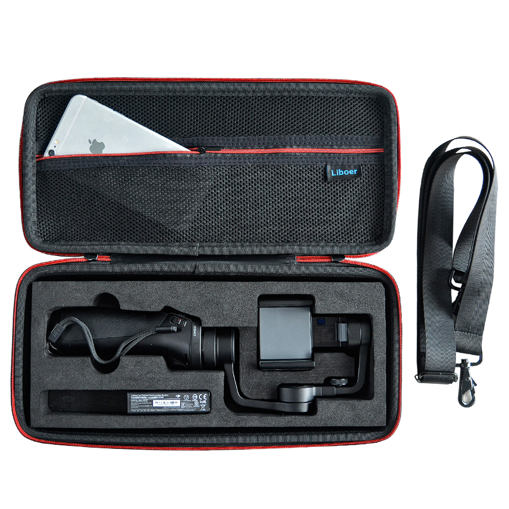 Hard Travel Carrying Case for DJI OSMO Mobile Gimbal and
