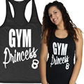 New Funny Girls Just Wanna Have Guns Tank Tops women workout tanktops gym undershirt squat 2017 Ladies Fashion Singlet Vest