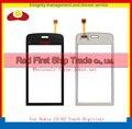 """Высокое Качество 3.2 """"Для Nokia C5-03 Touch Screen Digitizer Датчик Переднее Стекло Объектива Панель Черный Белый Бесплатная Доставка + Код Отслеживания"""