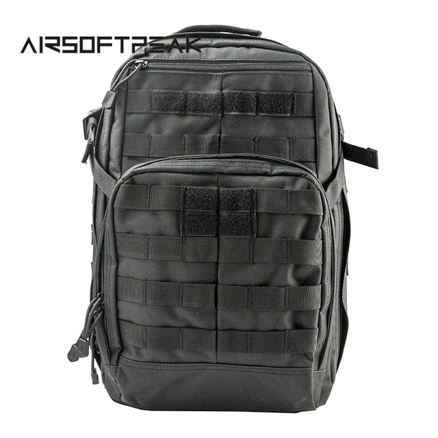 40L Tactical Molle Shoulder Bag Military Camping Hunting Bags Travel Rucksack Outdoor Multifunctional Climbing Backpack