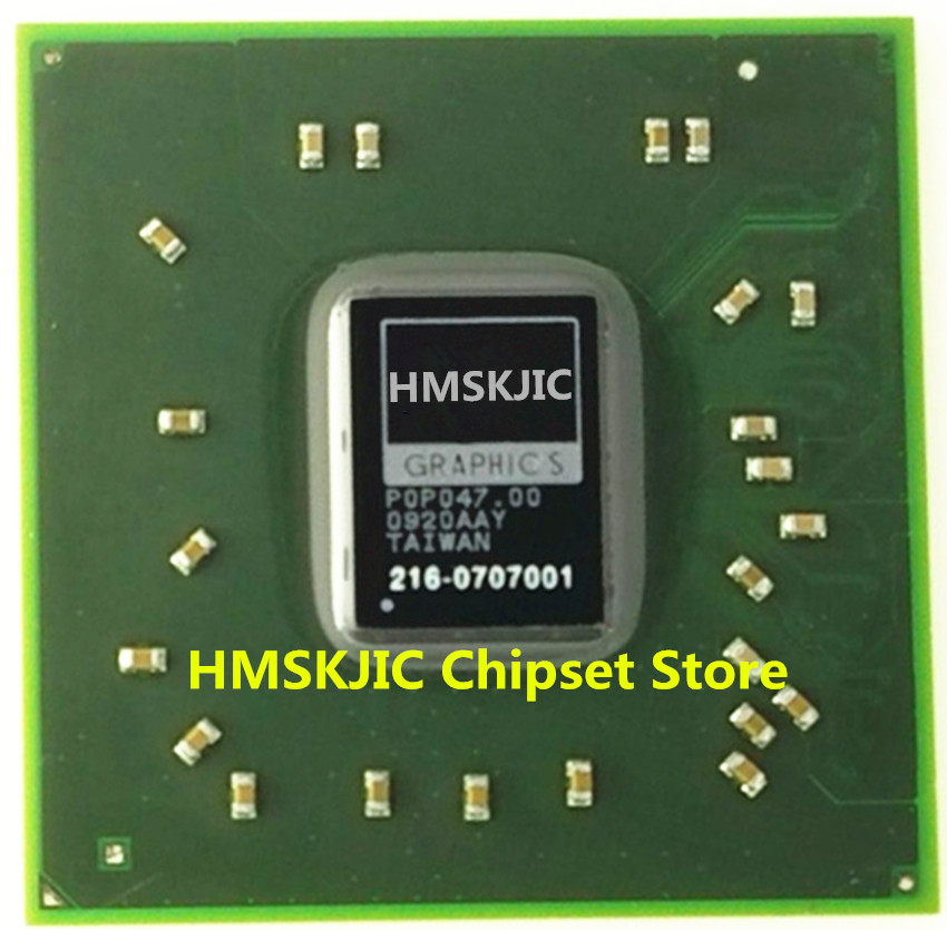100% test bardzo dobry produkt 216-0707001 216 0707001 fireball BGA chipsetu