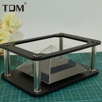 Merry Christmas Gift 3d Hologram Display Used For All Smartphone Advertising Equipment