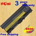 7800 mAh bateria do portátil para IBM / Lenovo E420 E425 E520 E525 SL410 SL510 T410 T420 T510 T520 l520, 42T4752 42T4817