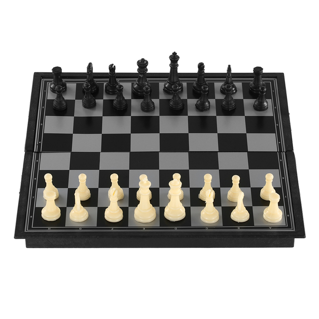 New International Chess Educational Folding Magnetic Chess Set Portable Table Games Funny Toy Gift Chess Game  sc 1 st  AliExpress.com & New International Chess Educational Folding Magnetic Chess Set ...