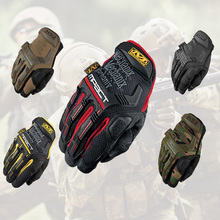 Mechanix gloves cotton army tactical combat bicycle motorcycle high quality gloves