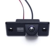 HD kamera CMOS z widokiem z tyłu samochodu dla Volkswagen Golf Passat Tiguan dla Skoda dla Porsche Cayenne Night Vision Auto rewers kamera
