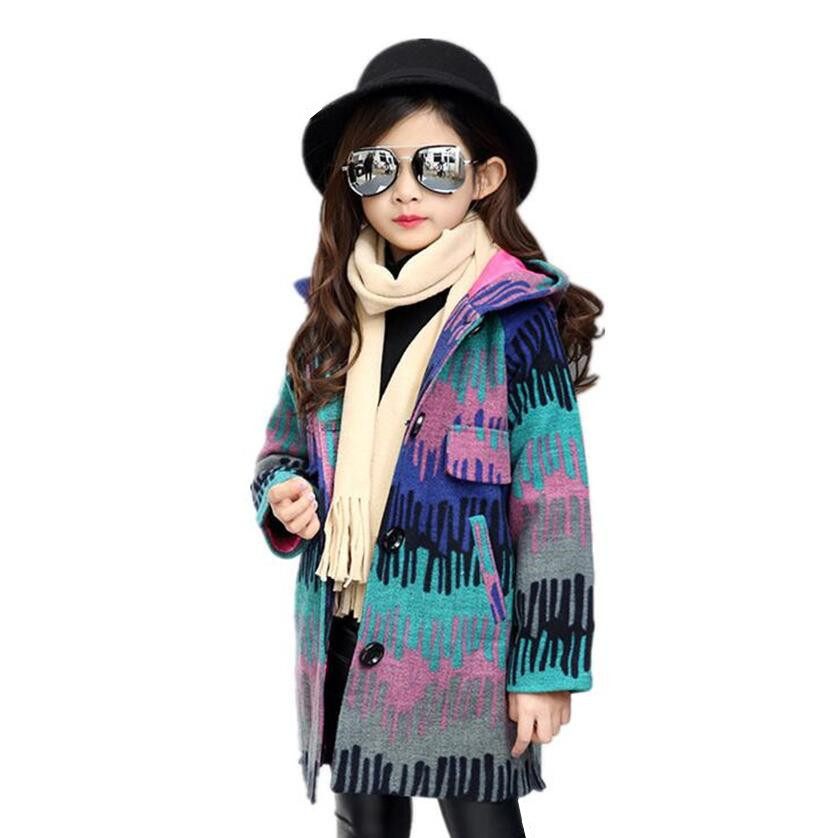 fashion long hooded jacket for girls winter warm coat girl outerwear teenage girls clothing 4-12T kids clothes new year 2018 girls winter coat casual outerwear warm long thick hooded jacket for girls 2017 fashion teenage girls kids parkas girl clothing