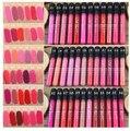Hot 36pcs/lot Menow matte lipstick 36 colors velvet high quality liquid matte lipstick long lasting waterproof free shipping