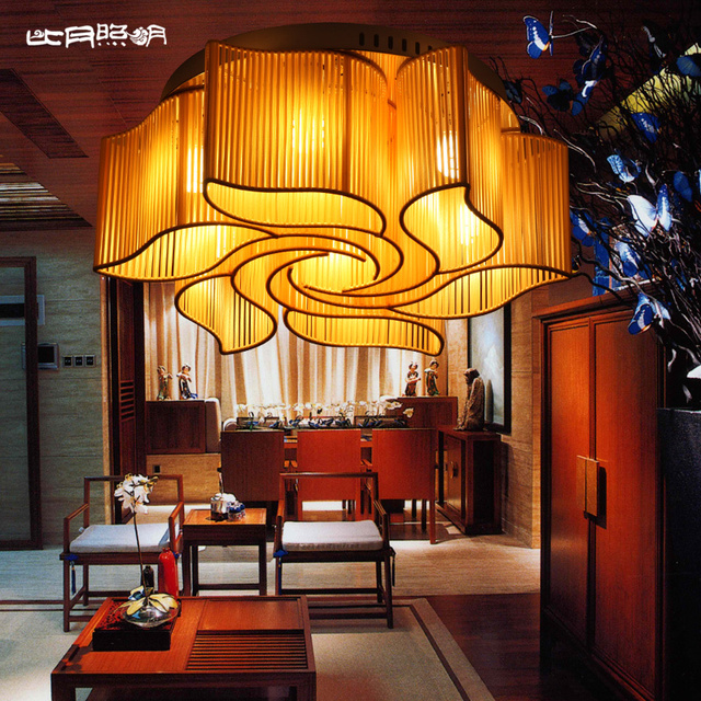 neoclassical lighting. Chinese Cloth Than The Month Led Ceiling With Neoclassical Bedroom Living  Room Chandelier Lighting Cozy Restaurant