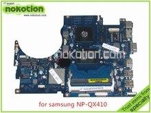 BA92-07034A BA92-07034B For samsung NP-QX410 laptop motherboard intel HM55 I5 CPU GeForce GT310M DDR3 Mainboard