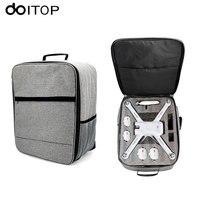 DOITOP For XIAO MI UAV Drone Backpack Storage Bag Outdoor Waterproof Carry Bag Handbag For Xiaomi