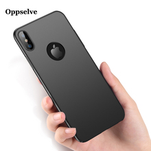 Phone Case For iPhone X 10 Case Ultra Thin Slim Frosted PC Protection Phone Case For Apple iPhone X 10 Back Protective Cover w 1 0 3mm ultra thin protective pc back case cover for iphone 6 transparent grey