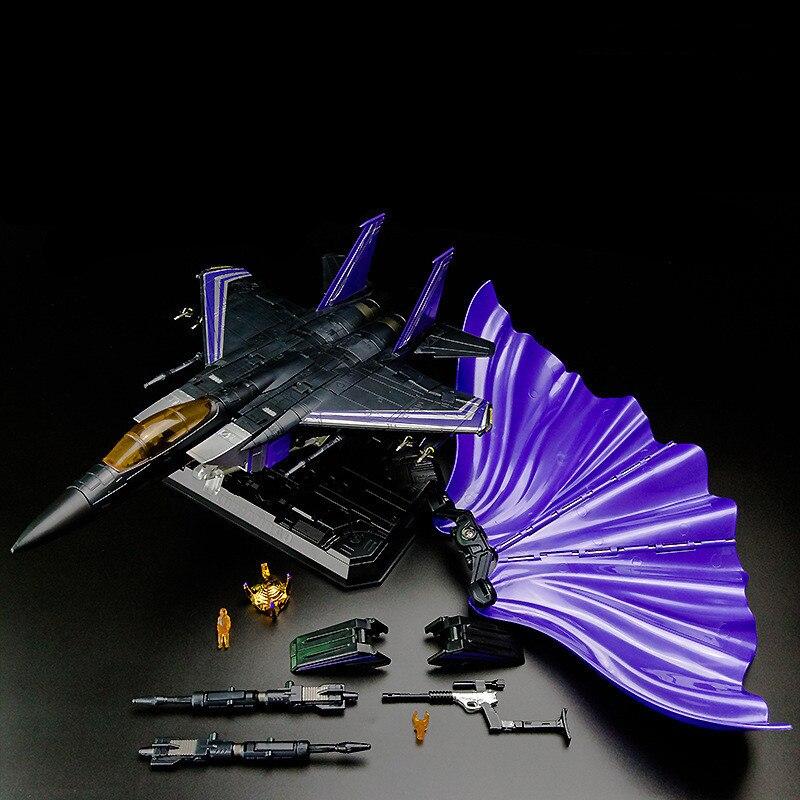 KBB Transformers MP-11SW Skywarp// Thundercracker Toy Action Figure New in Box
