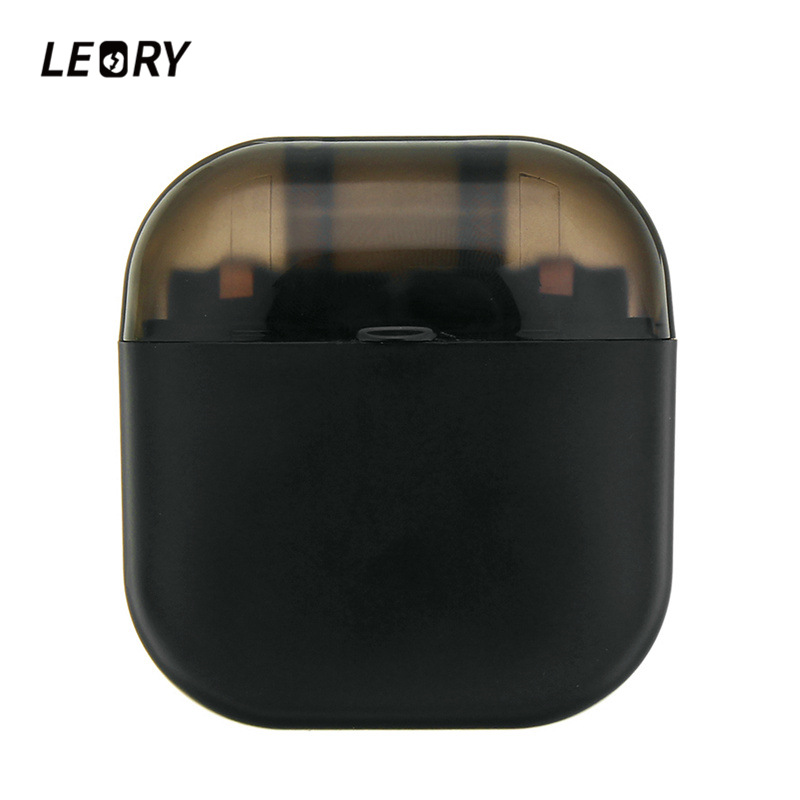 LEORY TWS Touch Control Headset HIFI Stereo Earbuds Wireless Earphone Bluetooth Portable With Microphone Earphone Charge Case