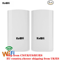 2KM Outdoor CPE Router Point to Point Wireless CPE Bridge Router Wifi Repeater Support WDS Gateway Wireless AP For IP Camera