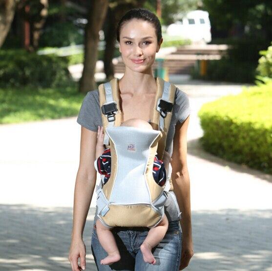 Детские рюкзак кенгуру Рюкзак Малыш Перевозки Малыша Слинг Wrap Многофункциональный дышащий Уходу За Ребенком бесплатная доставка