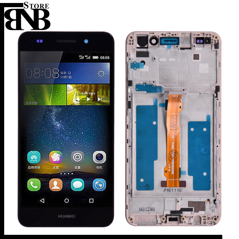 Original For Huawei 5A Y6 II CAM-L23 CAM-L03 CAM-L21 CAM-AL00 CAM-TL00 LCD Display + Touch Screen Digitizer Assembly With Frame
