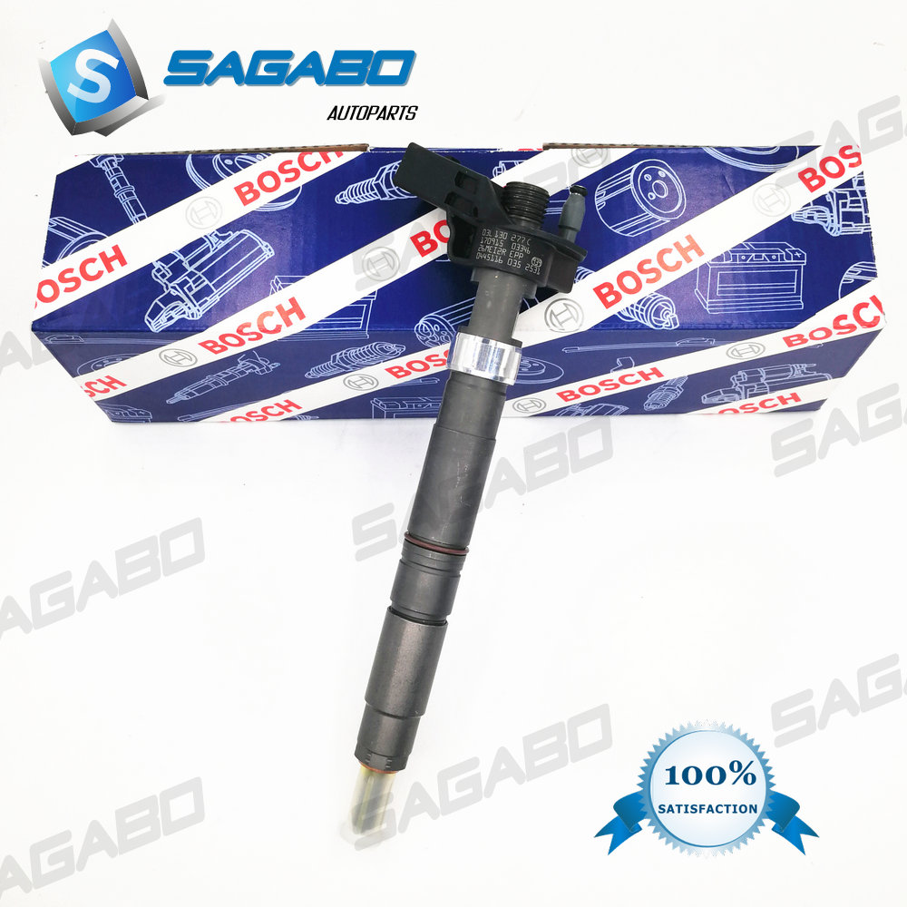 Brand new injector for VW Amarok 2.0, California T5 2.0, Caravelle T5 2.0, Multivan T5 0445116035 image