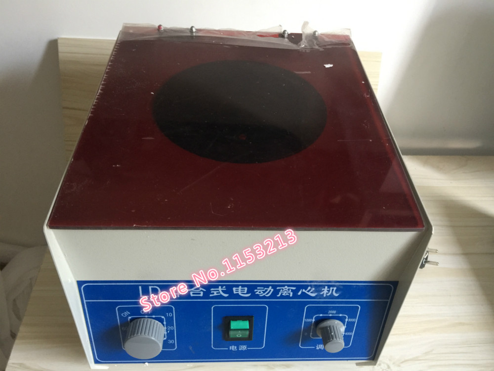 Photosynthetic low-speed desktop electric centrifuge Centrifuge Laboratory Medical Practice Supplies 4000 rpm 15ml x 24pcs 80 1 electric experimental centrifuge medical lab centrifuge laboratory lab supplies medical practice 4000 rpm 20 ml x 6