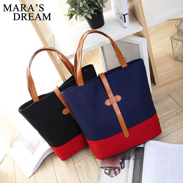 Handbags Women Bags Handbags High Quality Canvas Casual Tote Bags Shoulder Bags Women Top-handle Bag 4