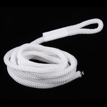 White Double Braid 1/4 INCH X 5 FT Boat BUMPER FENDER LINES Marine Docking Rope Superior Strength and Flexibility