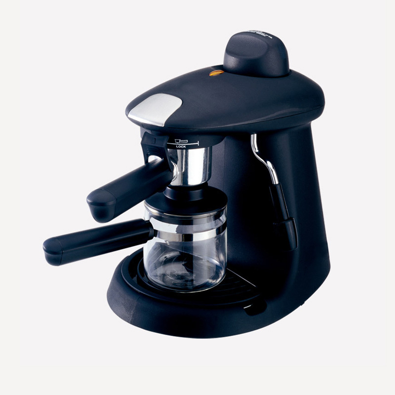 Semi-automatic 5 Bar High Pressure Steam Coffee Machine Household Office Espresso Coffee Maker md2007 muti function full automatic italy type espresso cappuccino coffee maker machine with high pressure steam for home use