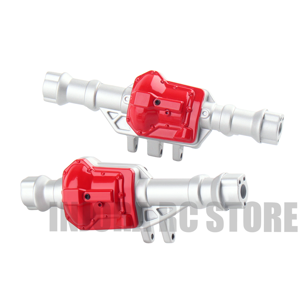 Metal Front and Rear Axle Housing 300g RC Car Axle Shell for 1:10 RC Crawler TRAXXAS TRX-4 TRX4 Upgrade Parts