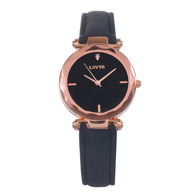 2019 Reloj Mujer Meibin Women Casual Simple Quartz Watch Leather Bands Fashion WristWatches Women Dress Watches bayan kol saati