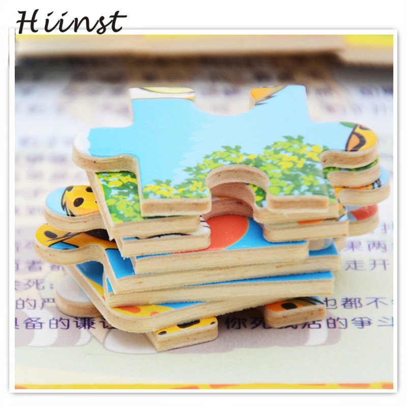 Puzzle Jouet Enfant Wooden Puzzle Educational Toys Developmental Baby Toy Child Early Training Game 18mar13
