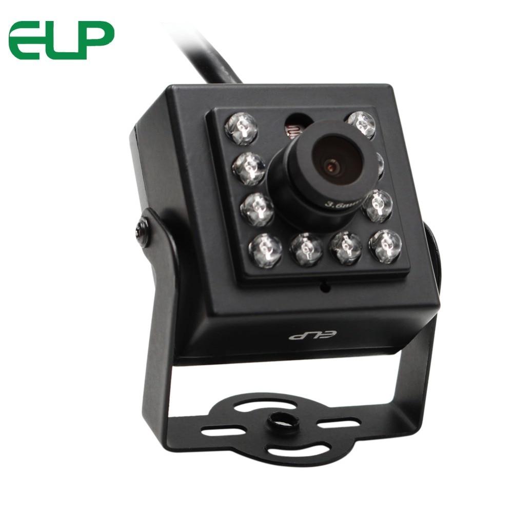 2 0 Megapixel Aluminum Housing 1 3 CMOS AR0330 Mini Ir Infrared Usb Night Vision Camera