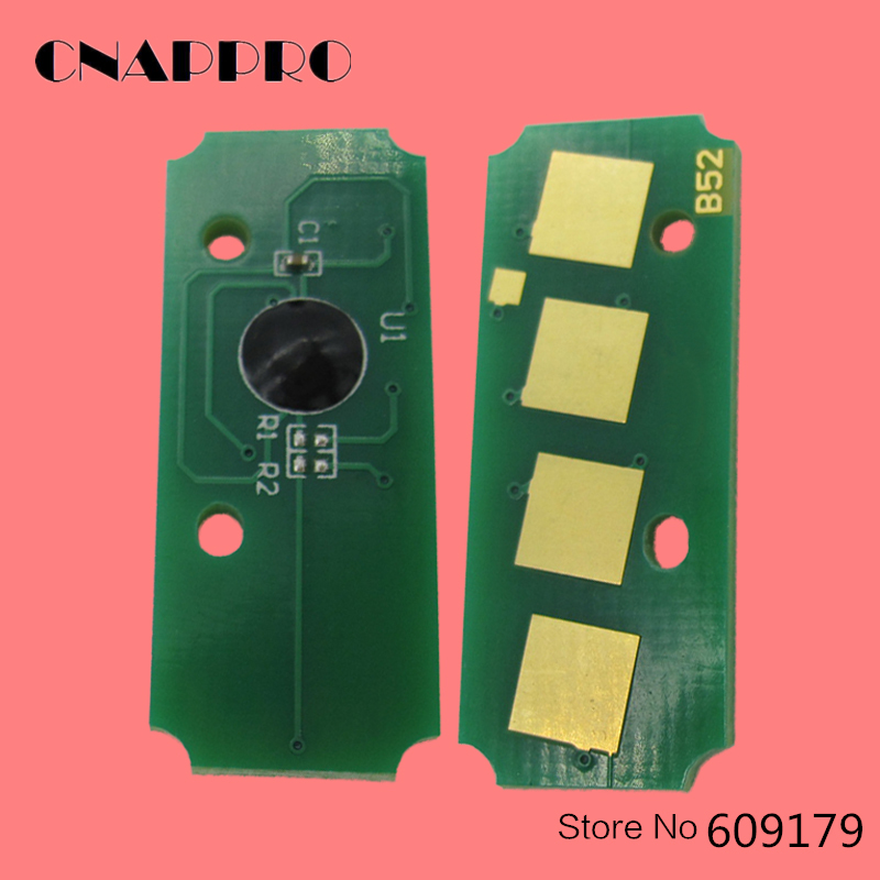 4PCS T FC505 TFC505 toner cartridge chip For Toshiba E STUDIO 2000AC 2500AC 2505AC 3005AC 3505AC