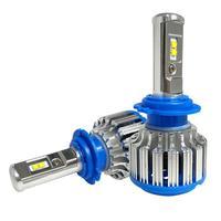 6000K 12V 24VCar Headlight H4/HB2/9003 LED Highlight Auto Bulb Vehicle Light Auto Accessories Car Stytling for Hyundai